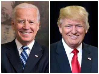 """Donald Trump i-a lasat lui Joe Biden o scrisoare """"foarte generoasa"""": """"Pentru ca este privata, nu voi vorbi despre ea"""""""