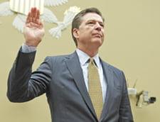 Donald Trump l-ar putea pastra pe James Comey la conducerea FBI