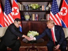Donald Trump mai vrea o intalnire cu Kim Jong Un