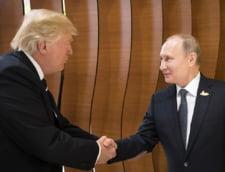 Donald Trump s-a intalnit cu Vladimir Putin