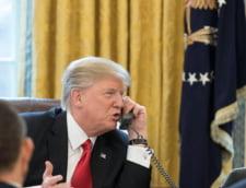 Donald Trump se declara pregatit pentru o intalnire cu Maduro pentru a negocia plecarea acestuia de la putere