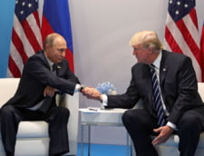 Donald Trump si Vladimir Putin, in fata unei intalniri controversate