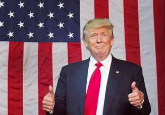 Donald Trump si-a declarat victoria: Vom incepe sa reconstruim America si visul american. Veti fi atat de mandri de presedintele vostru! (Video)