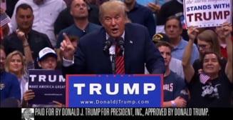 Donald Trump si-a lansat primul spot de campanie (Video)