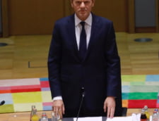 """Donald Tusk anunta ca UE a aprobat oficial amanarea Brexit-ului, care """"poate fi ultima"""""""