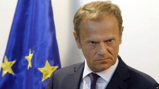 Donald Tusk cere excluderea Fidesz, partidul lui Viktor Orban, din PPE dupa veto-ul Ungariei si Poloniei asupra bugetului UE
