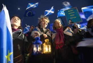 Donald Tusk crede ca Scotia ar fi primita cu entuziasm in Uniunea Europeana, daca ar deveni independenta