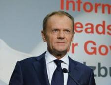 Donald Tusk ii transmite lui Donald Trump: Uniunea Europeana isi mentine pozitia privind Inaltimile Golan