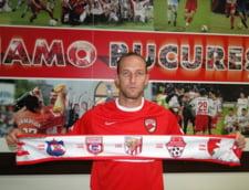 Dorel Stoica a semnat cu Dinamo - oficial