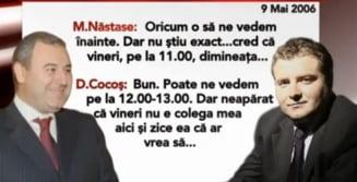 """Dorin Cocos, intemediar intre """"baietii destepti"""" de la ALRO si Basescu, via Stolojan"""