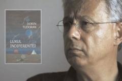 """Dorin Tudoran si-a lansat cartea """"Luxul indiferentei"""", la Bistrita"""