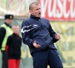 Dorinel Munteanu, antrenor-jucator la Steaua