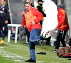 Dorinel Munteanu, aproape de o echipa din Liga 3!
