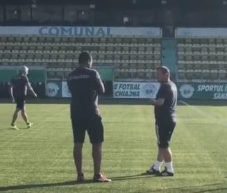 Dorinel Munteanu a revenit in Liga 1: Vreau respect!