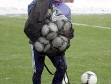 Dorinel Munteanu matura pe jos cu fotbalul rus