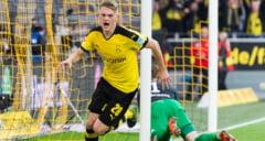 Dortmund - Schalke este marea atractie a etapei cu numarul 9 din Bundesliga
