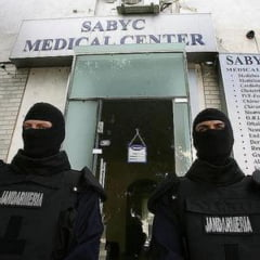 Doru Costea a discutat in Israel cu familiile medicilor de la Sabyc