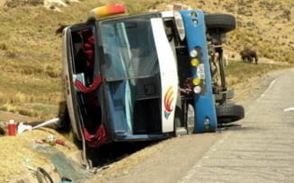Dosar penal in cazul accidentului de autocar cu 21 de raniti