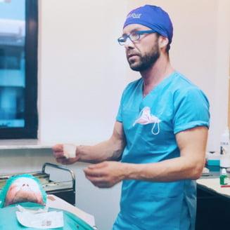 Dosar penal in cazul falsului chirurg italian. E cercetat si pentru inselaciune, dupa ce a mintit ca detine o clinica privata