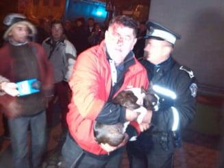 Dosar penal pentru deputatul care s-a ascuns in boscheti dupa ce a provocat un accident (Video)