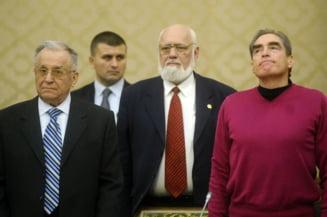 Dosarul Revolutiei: Ion Iliescu si Gelu Voican Voiculescu, inculpati pentru infractiuni contra umanitatii
