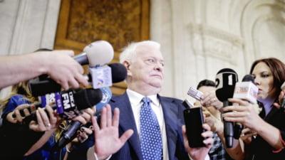 Dosarul Romsilva-Hrebenciuc: Manevra SS in favoarea inculpatilor ramane in picioare, desi procurorul general s-a impotrivit
