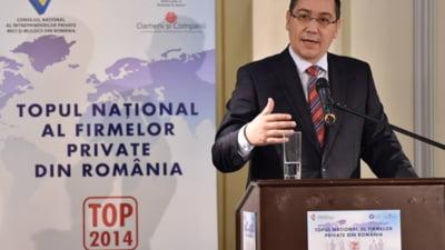 Dosarul Turceni-Rovinari: Inalta Curte a amanat pentru a patra oara pronuntarea in cazul lui Ponta si Sova