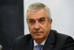 Dosarul lui Tariceanu de la completul de 5 judecatori a fost amanat inca o luna