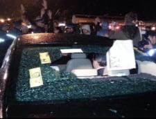 Dosarul lunetei sparte de la masina lui Daniel Barbu, refacut de politisti