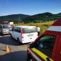 Două persoane au murit și trei au fost rănite într-un grav accident rutier petrecut în județul Mureș