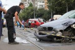 Doua accidente cu VICTIME au avut loc la Ploiesti