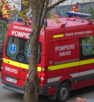 Doua accidente grave in Mehediniti: Patru morti si patru raniti