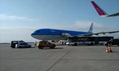 Doua avioane au aterizat de urgenta in aceasta dimineata pe Otopeni