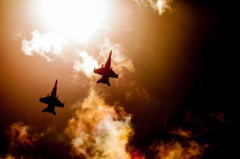 Doua avioane militare rusesti au incalcat spatiul aerian finlandez. Aeronavele au parcurs circa 10 kilometri deasupra teritoriului tarii