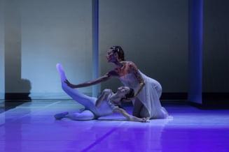 Doua balerine romance vor dansa pe scena Salii Palatului, alaturi de prestigioasa companie Bejart Ballet Lausanne