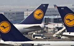 Doua curse Frankfurt-Bucuresti, anulate din cauza grevei Lufthansa (Video)