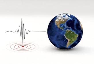 Doua cutremure, cu magnitudini de 3 si 3,3, in judetele Buzau si Vrancea, duminica dimineata