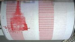 Doua cutremure in doar cateva ore in Vrancea