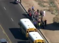 Doua eleve, impuscate mortal intr-un liceu din Statele Unite (Video)