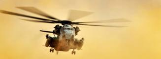 Doua elicoptere s-au ciocnit in Hawaii: 12 puscasi marini au murit