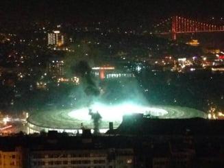 Doua explozii au ucis 38 de oameni la Istanbul UPDATE: Atentatul a fost revendicat