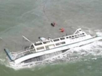 Doua feriboturi cu turisti s-au ciocnit pe Nil: 80 de disparuti
