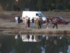 Doua fete din Lugoj, gasite inecate in lac