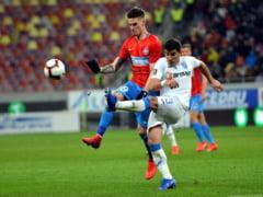Doua greseli mari de arbitraj in prima repriza a meciului FCSB - U Craiova