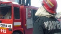 Doua incendii stinse de pompierii mehedinteni in ultimele 24 de ore