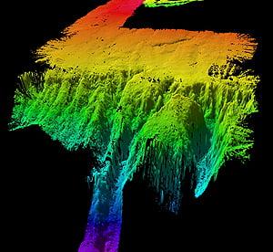 Doua insule uriase, descoperite in Oceanul Indian