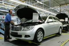 Doua linii de productie Daimler Chrysler, relocate din Germania la Cugir