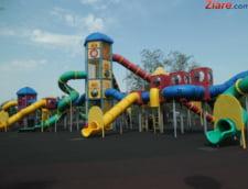 Doua locuri de joaca din Mamaia au fost inchise de Protectia Consumatorilor - ce nereguli au gasit inspectorii