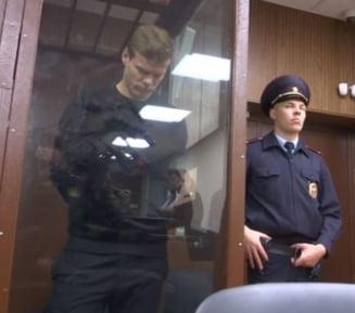 Doua luni de inchisoare pentru doi fotbalisti de nationala: Au fost tinuti in cusca la audieri