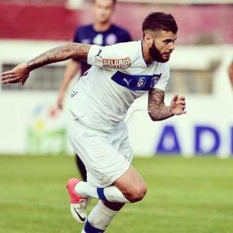 Doua mari sperante ale fotbalului romanesc ajung in... Irak!